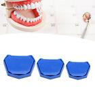 2 Pcs Dental Lab Plaster Model Base Former Molds Tray Dentist Oral Care Tool LP