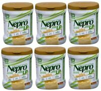 Abbott Nepro LP High Nutrition Energy Protein Vanilla Powder Carb ( 400 gm )