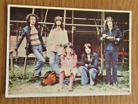 STONE THE CROWS MAGGIE BELL PICTURE POP '73 VINTAGE PANINI COLLECTORS CARD 1973