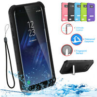 Waterproof Shockproof Tough Case Cover For Samsung S20 S10 S9 Plus Note 20 Ultra