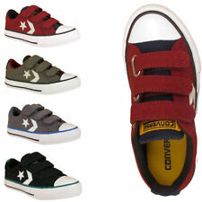 Converse Slip - on Canvas Upper Shoes for Girls
