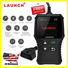 LAUNCH CR319 Automotive Scanner Diagnostic Tool OBD2 EOBD CAN Code Reader Tester