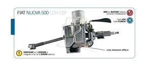 Servosterzo elettrico rigenerato Fiat Nuova 500  dal 2010>   735526392 con asr