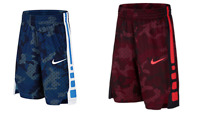New Nike Boys Elite Basketball Shorts Choose Size and Color MSRP $30.00