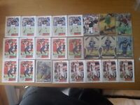 New York Giants (118) Card Lot! RC/Inserts/#