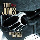 The Jones-Brass Knuckle Belt Buckle CD NEW