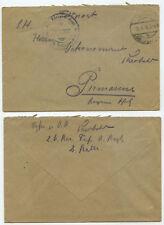 36263 - Feldpostbrief - 15.4.1918 nach Pirmasens