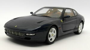 GT Spirit 1/18 Scale Resin - GT239 Ferrari 456 GT Blue