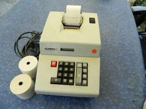 Olympia AE D1 druckender Tischrechner - Vintage