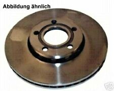 2 Brake Discs Vo.belüftet Mercedes Db E Class,W124, S124 Estate Saloon