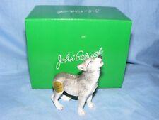 John Beswick Wolf Cub JBDW1 Figurine Present Gift New Boxed