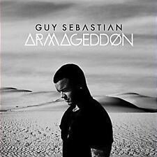 GUY SEBASTIAN Armageddon: Deluxe Edition CD/DVD NEW