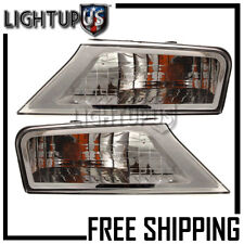 2008-2012 Jeep Liberty Left Right Side Pair Fender Mounted Parking Corner Lights