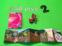 My Little Pony CHERRY SPICES Wave 12 Blind Bag Mini Figure Retired HTF