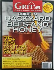 Grit Guide To Backyard Bees And Honey 2014 75+Tips To Get Most FREE SHIPPING sb