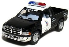 Diecast Police Pickup Truck 1/44 Walking Dead All Out War Zombicide Project Z