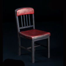 """1/6 Scale Chair Assembled Plastic Model for 12"""" Hot Toys"""
