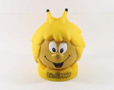 Biene Maja === Kopf / Spardose Figur mit Verschluss & Schlüssel