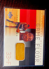 Scottie Pippen 2000 Upper Deck UD Hardcourt Game Floor Game Used Patch GU
