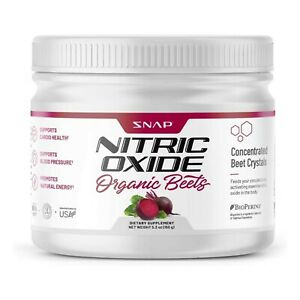 Beet Root Powder Organic Nitric Oxide Beets. NO2 Boost: L-Arginine, L-Citrulline