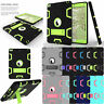 FOR APPLE IPAD 6TH GENERATION 9.7 TOUGH STAND BUMPER SHOCKPROOF CASE HARD COVER