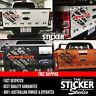 RANGER Tailgate Sticker #4 sticker Raptor Vinyl Ford Car Avery 3M