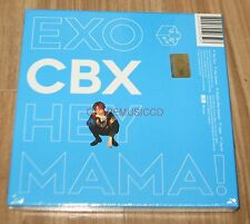 EXO-CBX Hey Mama! 1st Mini Album BAEKHYUN CD + PHOTOCARD SEALED