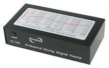 Dynavox Phono-Vorverstärker Tc-750 (per mm Pickup) Nero/Nero
