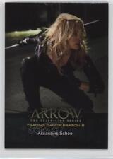 2015 Cryptozoic Arrow Season 2 #36 Assassins School Non-Sports Card 2a1