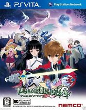 Tales of Hearts R PS Vita SONY JAPANESE NEW JAPANZON