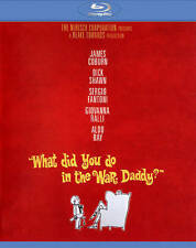 What Did You Do in the War, Daddy? (Blu-ray Disc, 2015)