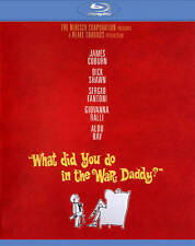 WHAT DID YOU DO IN THE WAR ...-WHAT DID YOU DO IN THE WAR DADDY / (M Blu-Ray Use
