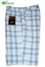 Nouveau Nike Golf Unisexe short à motif écossais moyen âge 10-12 ans