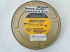 Kodak 35mm Vision3 250D / 5207 Motion Picture Film Stock ** 2 Cans Short Ends **