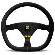 Momo MOD 88 Steering Wheel Black Suede