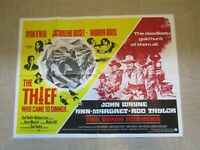 Vintage Movie poster - Original - The Train robbe - 101 x 75 cm -1973 John Wayne