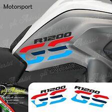 Set Adhésifs Flanc Réservoir Moto BMW R 1200 GS LC Motorsport