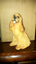 Cocker Spaniel Dog Statue For All Dog Lovers