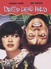 Drop Dead Fred (DVD, 2003, Phoebe Cates, Rik Mayall, Carrie Fisher)
