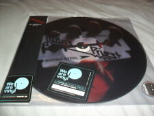 JUDAS PRIEST -BRITISH STEEL- AWESOME RARE LTD EDITION PICTURE DISC LP 40TH 2 DS
