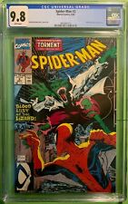 SPIDER-MAN #2 (1990) CGC 9.8 NM/M TODD McFARLANE COVER STORY & ART LIZARD MARVEL
