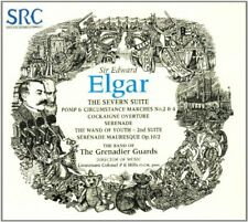 Band of The Grenadier Guard - Edward Elgar - The Severn Suite [CD]