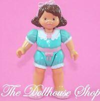Fisher Price Loving Family Dream Dollhouse Hispanic Girl Doll Figure