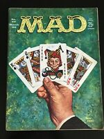 Mad Magazine Number 69 - March 1962 - Joker Poker Cover Art Frank Kelly Freas