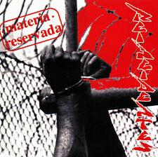 CD single REINCIDENTES - TU REALIDAD + 1 - DISCOS SUICIDAS - PROMO - 1997 ç