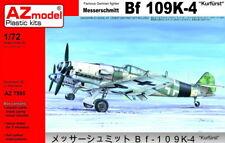 """AZ Models 1/72 Kit 7595 Messerschmitt Bf-109K-4 """"Kurrfurst"""""""