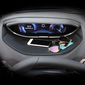 For Peugeot 3008 5008 GT 2017-2020 Car Dashboard Display Anti Slip Mat Cover Pad