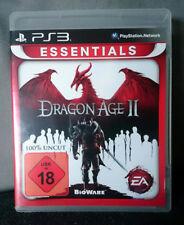 Dragon Age II (Essentials) 100 UNCUT für die PS 3 ~ NEU und Versandkostenfrei!
