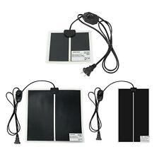 Adjustable Electric Reptile Heat Pad Warmer Heating Mat Waterproof Easy Clean