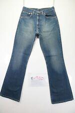Levi's 525 Bootcut Code E1350Tg45 W31 L34 jeans d'occassion Taille Haute vintage